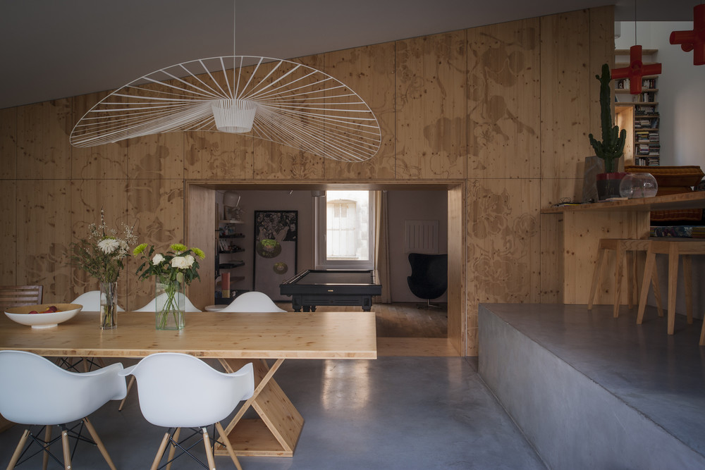 Une extension bois - © MyWoodenlife